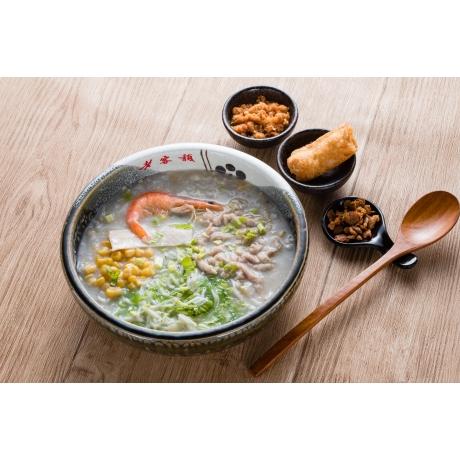 廣東海鮮粥